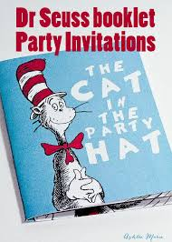 dr seuss birthday invitations dr seuss birthday party book invitation i m topsy turvy