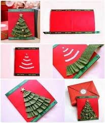 easy diy happy new year cards paper craft ideas christmas cards