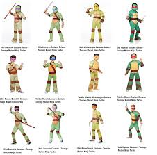 Michelangelo Ninja Turtle Halloween Costume Teenage Mutant Ninja Turtle Halloween Costumes Popculthq