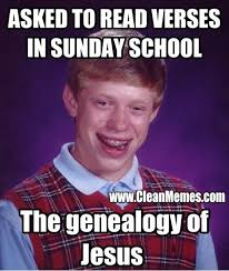 Jesus Memes - genealogy of jesus clean memes the best the most online