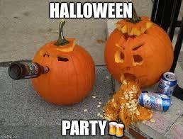 Halloween Party Meme - pumpkins imgflip