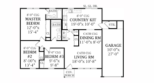 cottage floor plans free basic house floor plans free house plans