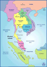 Phuket Thailand Map Phuket Info Thailand Phuket Maps