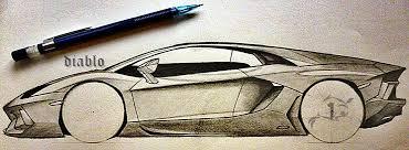 draw lamborghini murcielago tried to sketch lamborghini aventador diablo sketch pencil