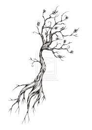 tree tattoos design and ideas