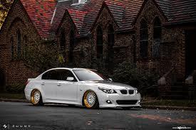 bmw e60 gold bmw e60 535i f141 lucido white gold bullion lip wheels 1 flickr
