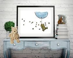 winnie the pooh wall art baby nursery art classic winnie the winnie the pooh wall art baby nursery art classic winnie the
