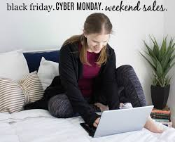 thanksgiving weekend sales black friday to cyber mondaysomething