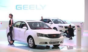 geely geely design boss horbury gets volvo u0027s sister brand to think big