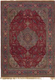 Kashan Persian Rugs by Red 7 U0027 8 X 10 U0027 7 Kashan Persian Rug Persian Rugs Esalerugs