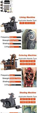 tattoo kit without machine tattoo machine setup needle and tube youtube pinteres
