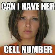 Meme Medley - florida woman s mugshot becomes attractive convict meme where