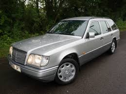 mercedes n 1995 n mercedes e220 estate w124 automatic 7 seater for sale
