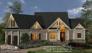 Craftsman Style Ranch House Plans West Harmony Cottage House Plan House Plans By Garrell