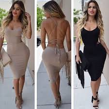 new uk women bodycon bandage sleeveless dress ladies party