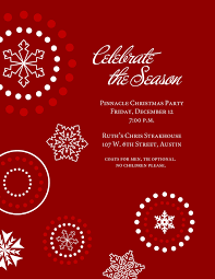 online free holiday party invitation templates saflly free