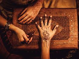 henna painting dubai desert safari tours oceanair travels