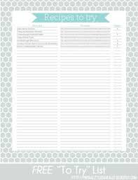 printable recipes free pinch a little save a lot free personalized recipe binder