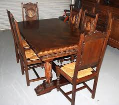 antique french dining table and chairs stunning oak dining room table and 6 chairs ideas best inspiration