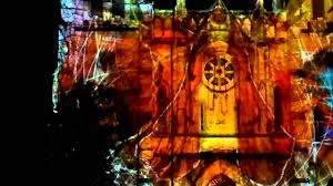 laser light show san antonio san fernando cathedral laser light show youtube