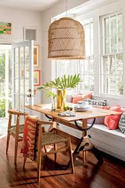 interior design for small spaces living room and kitchen 10 colorful ideas for small house design southern living