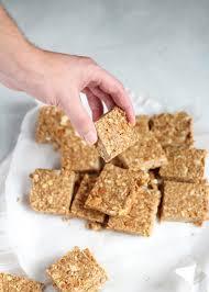 Almond U0026 Coconut Bars Coconut Snack Bars Kind Snacks by Thyme U0026 Toast Chai Spiced Almond Granola Bars