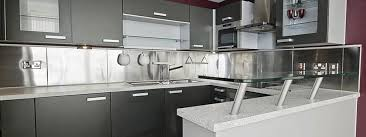 Manificent Lovely Cutting Stainless Steel Backsplash Stainless - Kitchen panels backsplash