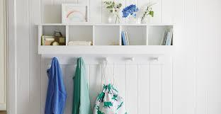pigeonhole wall shelf u0026 hooks gltc