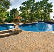 Pools Patios And Spas by Custom Inground Pools Tubs Spas Waterfalls Fountains