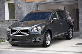 infiniti qx60 trunk space 2014 infiniti qx60 review carponents