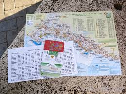 Map Of Cinque Terre How To Do Cinque Terre In A Day Travelling With Nikki