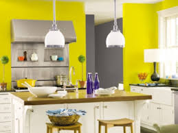What Color To Paint Kitchen by Amazing Yellow Color Kitchen Paint My Home Design Journey