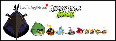 angry birds birds list
