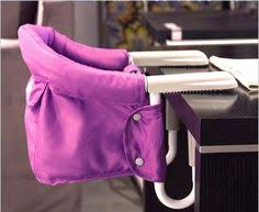 baby chair that attaches to table the best portable high chair baby choi pinterest portable high