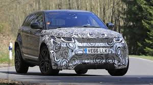 new land rover defender spy shots range rover evoque 2019 spy shots automobile new youtube