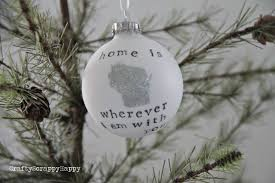 personalized home ornament clean and scentsible