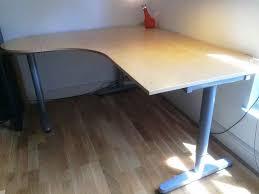 Ikea Desks Corner Galant Corner Desk From Ikea Company U2014 Desk Design Desk Design