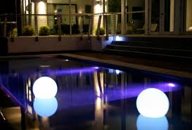 floating pool ball lights floating pool lights ball lights all about house design great