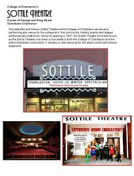 all company home theater the sottile theatre home for the charleston youth company