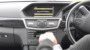mercedes e class bluetooth how to pair your mobile with the bluetooth system in a mercedes