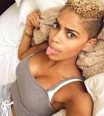 big bang blonde short hair cut pictures blonde twa thecutlife thecutlife chronicles pinterest
