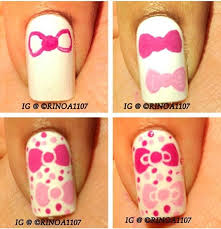 best 20 nail art bows ideas on pinterest valentine nail art