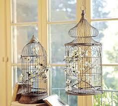 decor accessories decorative hanging birdcages pottery