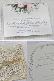 bohemian wedding invitations boho wedding invites by invitations by green wedding shoes