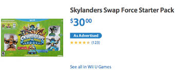 walmart wii u black friday deals black friday deal skylanders trap team starter pack on sale for