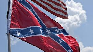 Confederate Flag Sheets Protesters Fly Confederate Flag Outside Ncaa Games In South