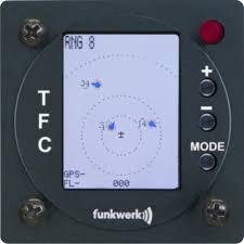 gadget de bureau meteo funkwerk tm250 traffic monitor aeroshop eu