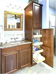bathroom counter storage ideas bathroom vanity storage arealive co