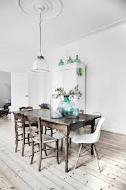 Scandinavian Dining Room Furniture by Interiorcrowd Cozy Dining Rooms Mismatched Dining Room And