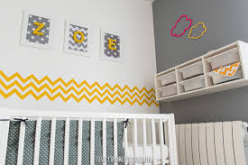 deco chambre jaune et gris la chambre bébé de zoé room rooms and future